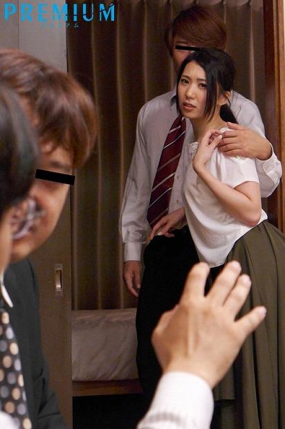 『上司NTR【専属女優スペシャル!】~パワハラ上司が愛妻に完堕ちするまで中出し編~ 山岸逢花』レビュー